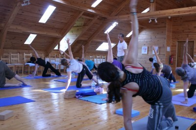 Mill Yoga groups 2